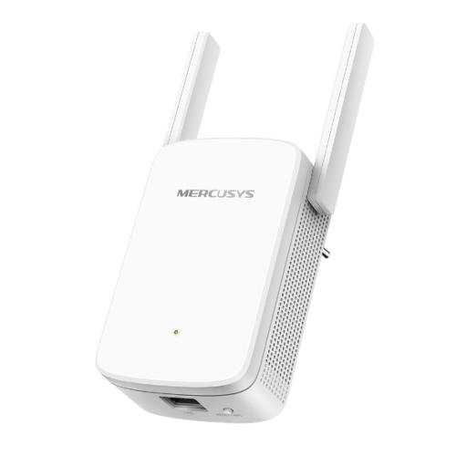 Mercusys (ME30) AC1200 (300+867) Dual Band WiFi Range Extender, 10/100 Port, AP Mode