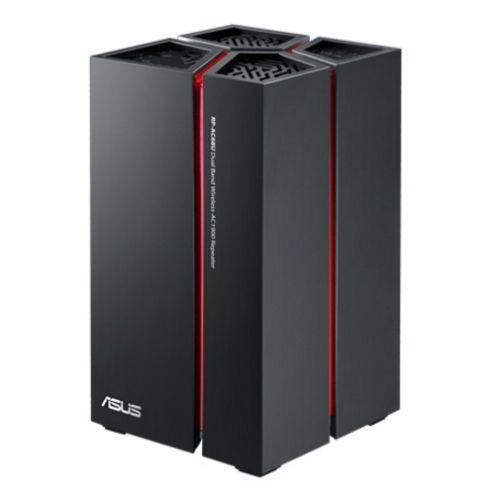 Asus (rp-ac68u) Ac1900 (600+1300) Dual Band Gb Range Extender/access...