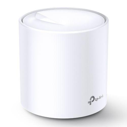 TP-LINK (DECO X20) Whole Home Mesh Wi-Fi 6 System, Single Unit, Dual Band AX1800, OFDMA & MU-MIMO, One Unified Network
