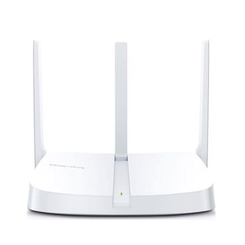 Mercusys (MW305R) 300Mbps Wireless N Router, 4-Port, 5dBi Antennas