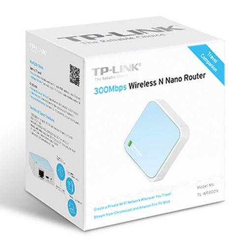 TL WR802N) Wireless N Mini Pocket Router
