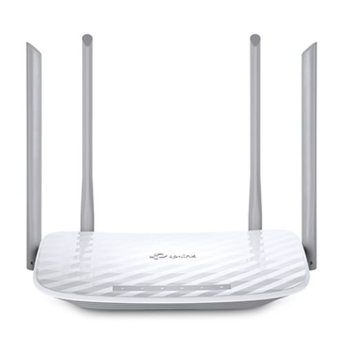 TP-LINK (ARCHER C50 V4) AC1200 (867+300) WIRELESS DUAL BAND 10/100 CABLE ROUTER 4-PORT