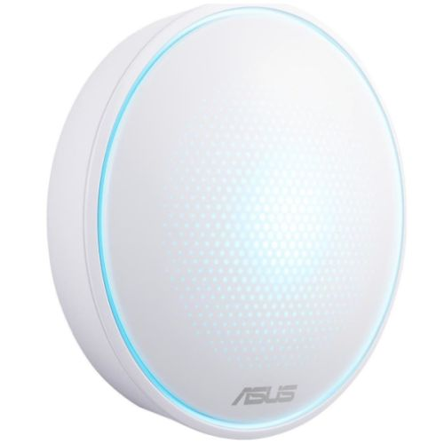 Asus LYRA Mini (MAP-AC1300) Whole-Home Mesh Wi-Fi System, Single, Dual Band AC1300, Parental Controls, App Management