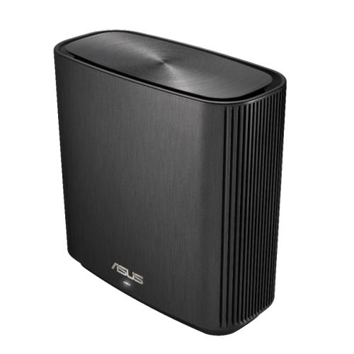 Asus (ZenWiFi AC CT8) AC3000 (400+867+1733) Wireless Tri-Band Cable Router, Single, USB 3.0, AiMesh Tech