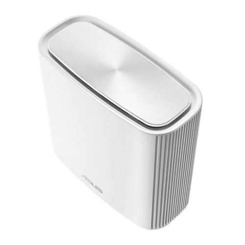 Asus (ZenWiFi AC CT8) AC3000 (400+867+1733) Wireless Tri-Band Cable Router, Single, USB 3.0, AiMesh Tech, White