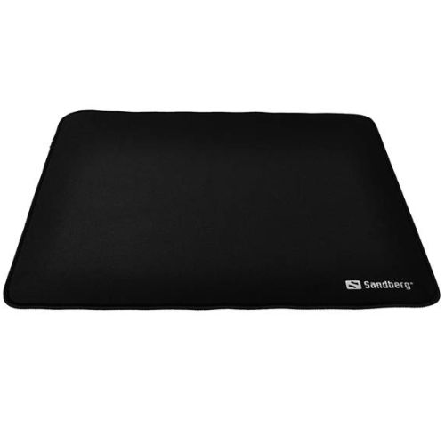 Sandberg Large Surface Gaming Mouse Pad, Black, 320 x 240 x 30 cm, 5 Year Warranty