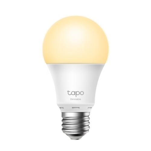TP-LINK (L510E) Wi-Fi LED Smart Light Bulb, Dimmable, App/Voice Control, Screw Fitting