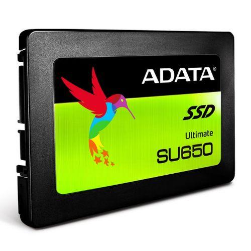 ADATA 120GB Ultimate SU650 SSD, 2.5