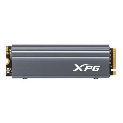 ADATA 1TB XPG GAMMIX S70 M.2 NVMe SSD, M.2 2280, PCIe 4.0, 3D NAND, R/W 7400/5500 MB/s, 350K/720K IOPS