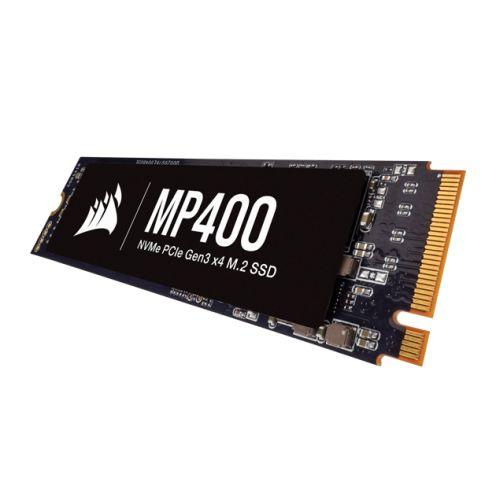 Corsair 1TB MP400 M.2 NVMe SSD, M.2 2280, PCIe3, 3D QLC NAND, R/W 3480/1880 MB/s
