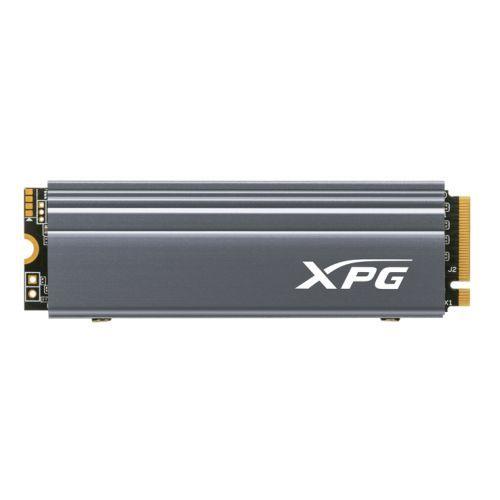 ADATA 2TB XPG S70 M.2 NVMe SSD, M.2 2280, PCIe 4.0, 3D NAND, R/W 7400/6400 MB/s, 650K/740K IOPS