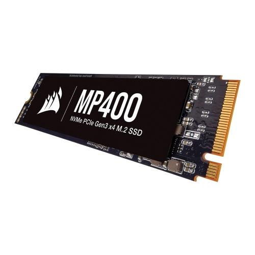 Corsair 2TB MP400 M.2 NVMe SSD, M.2 2280, PCIe3, 3D QLC NAND, R/W 3400/3000 MB/s