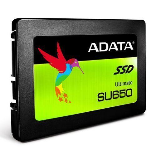 ADATA 480GB Ultimate SU650 SSD, 2.5