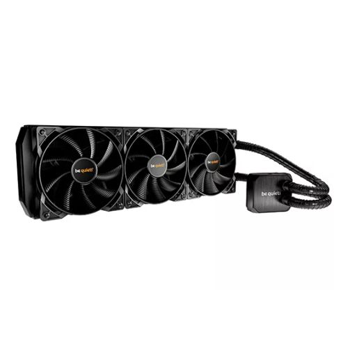 Be Quiet! Silent Loop 360mm Liquid CPU Cooler, Full Copper, 3 x 12cm Pure Wings 2 PWM Fans