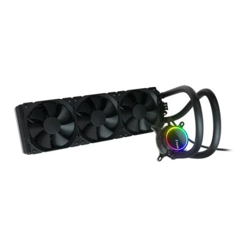 Fractal Design Celsius+ S36 Dynamic 360mm ARGB Liquid CPU Cooler, PWM Fan Hub, ARGB Pump, 3x Dynamic X2 GP-12 PWM Fans