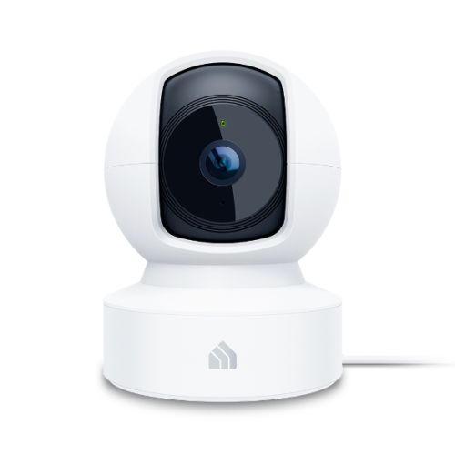 TP-Link (KC110) Kasa Spot Pan Tilt Indoor Wireless Surveillance Camera, 1080p, Night Vision, 2-way Audio, Free Cloud Storage