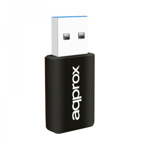 Approx (APPUSB1200MI) AC1200 (300+867) Mini Wireless Dual Band USB Adapter
