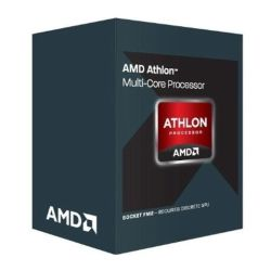 AMD Athlon II X4 860K CPU with Quiet Cooler, FM2+, 3.7GHz, Quad Core, 95W, 2MB Cache, 28nm, No Graphics