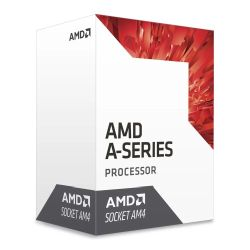 AMD A10 X4 9700 CPU, AM4, 3.5GHz (3.8 Turbo), Quad Core, 65W, 2MB Cache, 28nm, Bristol Ridge