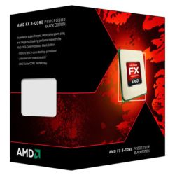 AMD FX-8320 CPU, AM3+, 3.5GHz, 8-Core, 125W, 16MB Cache, 32nm, Black Edition