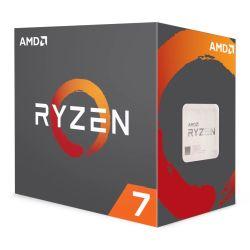 AMD Ryzen 7 1800X CPU, AM4, 3.6GHz (4.0 Turbo), 8-Core, 95W, 20MB Cache, 14nm, No Graphics, NO HEATSINK/FAN