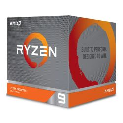 AMD Ryzen 9 3900X CPU with Wraith Prism RGB Cooler, 12-Core, AM4, 3.8GHz 4.6 Boost, 105W, 7nm, 3rd Gen, No Graphics, Matisse