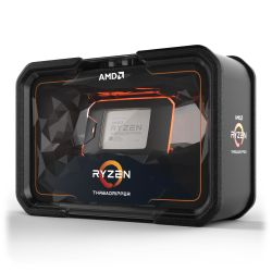AMD Ryzen Threadripper 2 2970WX, TR4, 3.0GHz (4.2 Turbo), 24-Core, 250W, 64MB Cache, 12nm, 2nd Gen, No Graphics, NO HEATSINK/FAN