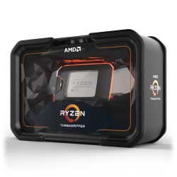 AMD Ryzen Threadripper 2 2990WX, TR4, 3.0GHz (4.2 Turbo), 32-Core, 250W, 80MB Cache, 12nm, 2nd Gen, No Graphics, NO HEATSINK/FAN