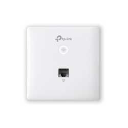 TP-LINK EAP230-WALL Omada AC1200 Wireless Wall Mount GB Access Point, Dual Band, PoE, MU-MIMO, Free Software