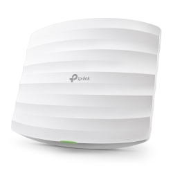 TP-LINK EAP265 HD AC1750 Dual Band Wireless Ceiling Mount Access Point, PoE, GB LAN, MU-MIMO, Free Software