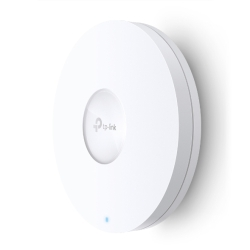 TP-LINK EAP620 HD AX1800 Dual Band Wireless Ceiling Mount Access Point, PoE+, GB LAN, MU-MIMO, Free Software
