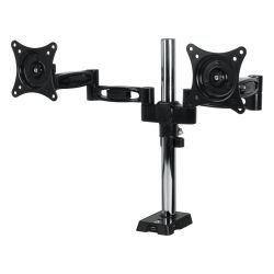 Arctic Z2 Dual Monitor Arm with 4-Port USB 2.0 Hub, 13