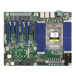 Asrock Rack EPYCD8-2T Server Board, AMD SP3 LGA4094, ATX, 8 Channel DDR4, Dual 10G LAN, IPMI, OCuLink Support, mini SAS, M.2
