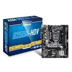 Asrock B250M-HDV Intel B250 1151 Micro ATX DDR4 VGA DVI HDMI