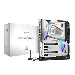 Asrock X570 AQUA, AMD X570, AM4, EATX, HDMI, DP, SLI/XFire, Wi-Fi, PCIe4, Thunderbolt 3 Type-C, 10G LAN