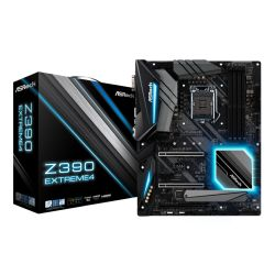 Asrock Z390 EXTREME4, Intel Z390, 1151, ATX, DDR4, XFire/SLI, VGA, HDMI, DP, M.2, RGB Lighting