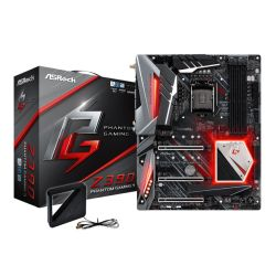 Asrock Z390 PHANTOM GAMING 9, Intel Z390, 1151, ATX, XFire/SLI, HDMI, DP, Wi-Fi, 2.5GB LAN, RGB Lighting