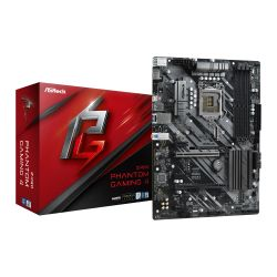 Asrock Z490 PHANTOM GAMING 4, Intel Z490, 1200, ATX, 4 DDR4, XFire, HDMI, M.2