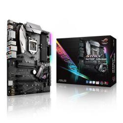 Asus ROG STRIX B250F GAMING, Intel B250, 1151, ATX, DDR4, CrossFire, DVI, HDMI, DP, RGB Lighting