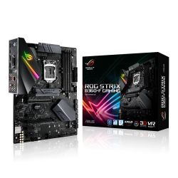 Asus ROG STRIX B360-F GAMING, Intel B360, 1151, ATX, DDR4, DVI, HDMI, DP, XFire, Dual M.2, RGB Lighting