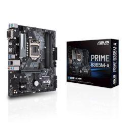 Asus PRIME B365M-A, Intel B365, 1151, Micro ATX, 4 DDR4, VGA, DVI, HDMI