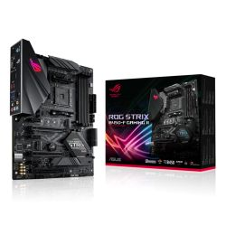 Asus ROG STRIX B450-F GAMING II, AMD B450, AM4, ATX, 4 DDR4, XFire, HDMI, DP, RGB Lighting, M.2
