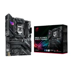 Asus ROG STRIX B460-F GAMING, Intel B460, 1200, ATX, 4 DDR4, XFire, HDMI, DP, RGB Lighting, M.2
