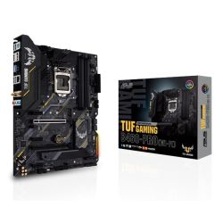 Asus TUF GAMING B460-PRO (WIFI), Intel B460, 1200, ATX, 4 DDR4, XFire, HDMI, DP, AX Wi-Fi, RGB Lighting, M.2