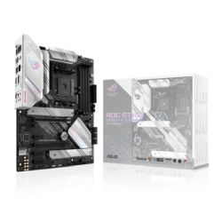 Asus ROG STRIX B550-A GAMING, AMD B550, AM4, ATX, 4 DDR4, HDMI, DP, XFire, 2.5GB LAN, PCIe4, RGB Lighting, M.2