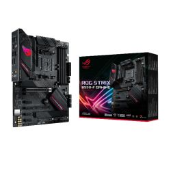 Asus ROG STRIX B550-F GAMING, AMD B550, AM4, ATX, 4 DDR4, HDMI, DP, XFire, 2.5GB LAN, RGB Lighting, M.2