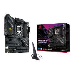 Asus ROG STRIX B560-F GAMING WIFI V2, Intel B560, 1200, ATX, 4 DDR4, HDMI, DP, 2.5G LAN, AX Wi-Fi, RGB, 3x M.2