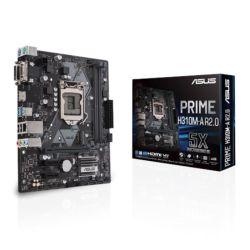 Asus PRIME H310M-A R2.0, Intel H310, 1151, Micro ATX, DDR4, VGA, DVI, HDMI, M.2