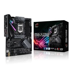 Asus ROG STRIX H370-F GAMING, Intel H370, 1151, ATX, DDR4, DVI, HDMI, DP, XFire, M.2