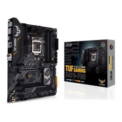 Asus TUF GAMING H470-PRO, Intel H470, 1200, ATX, 4 DDR4, XFire, HDMI, DP, RGB Lighting, M.2
